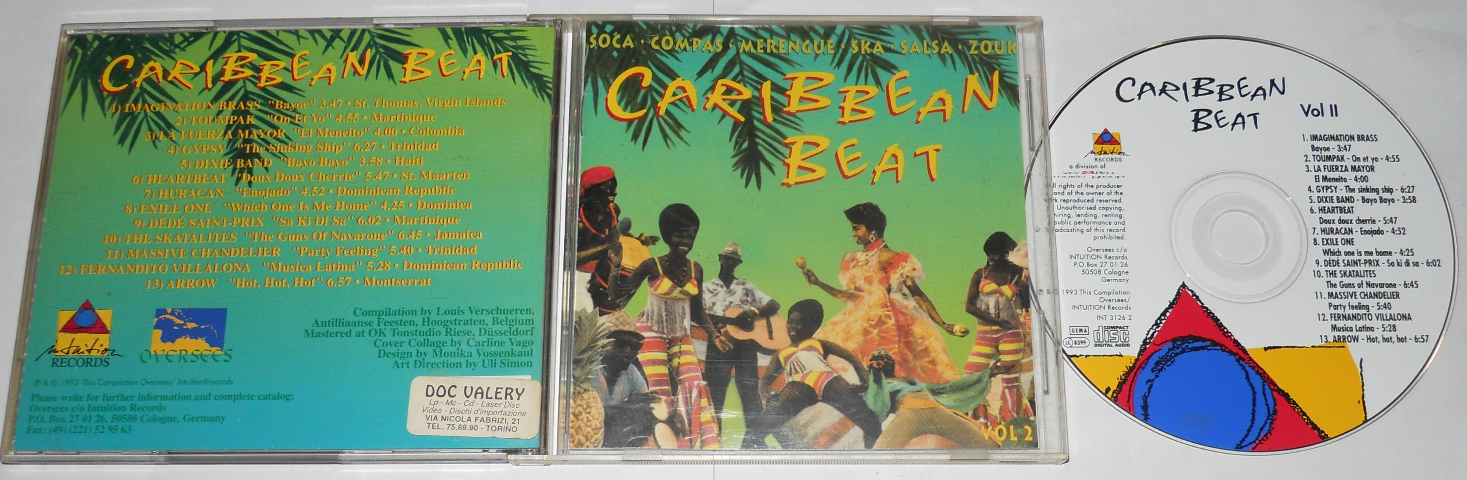 caribbean beat vol. II