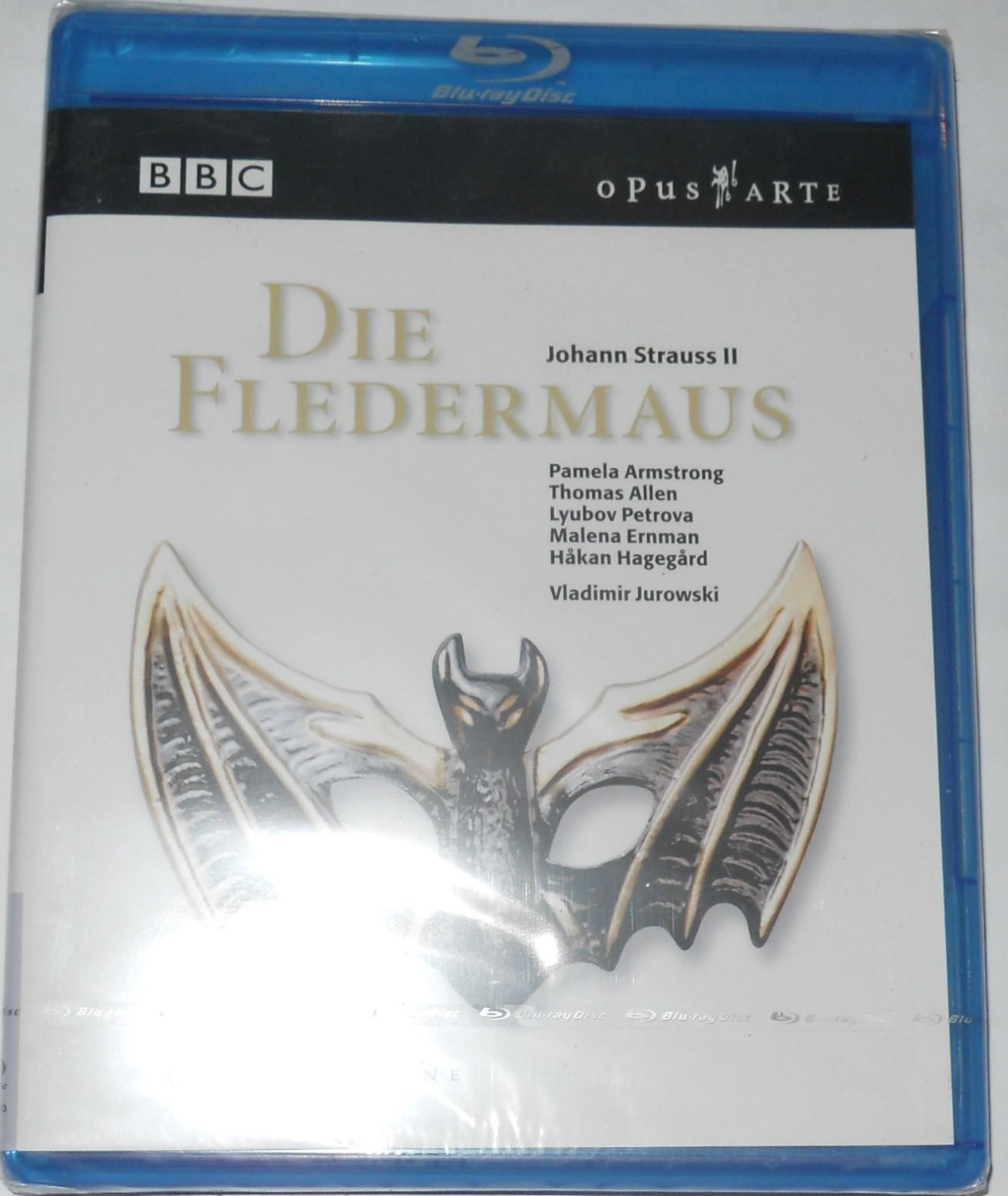 Johann Strauss II: Il Pipistrello / Die Fledermaus