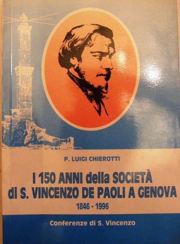 I 150 anni della società di S. Vincenzo De Paoli A Genova