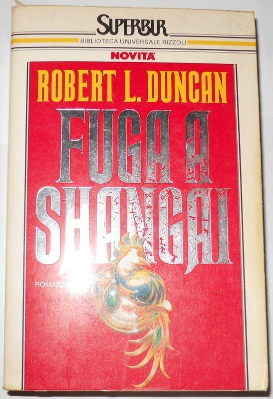 Fuga a Shangai