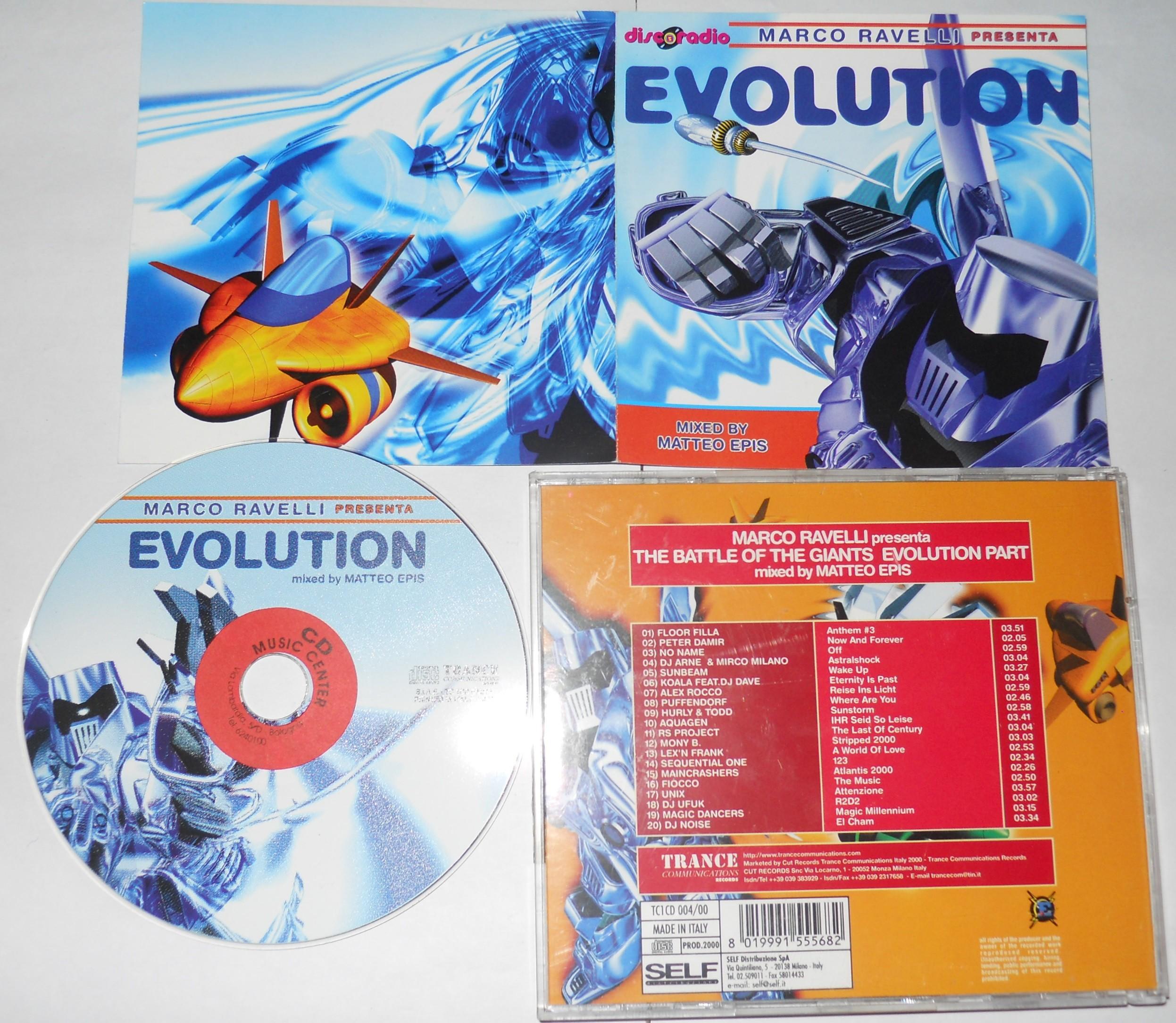 evolution compilation