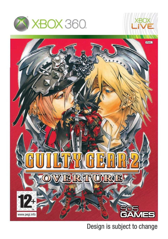 Guilty Gear II: Overture