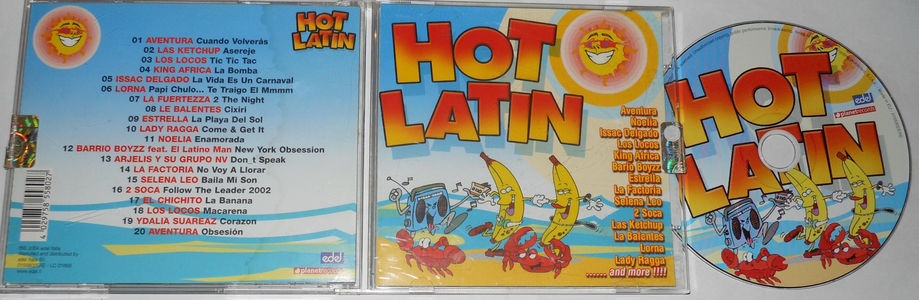 hot latin