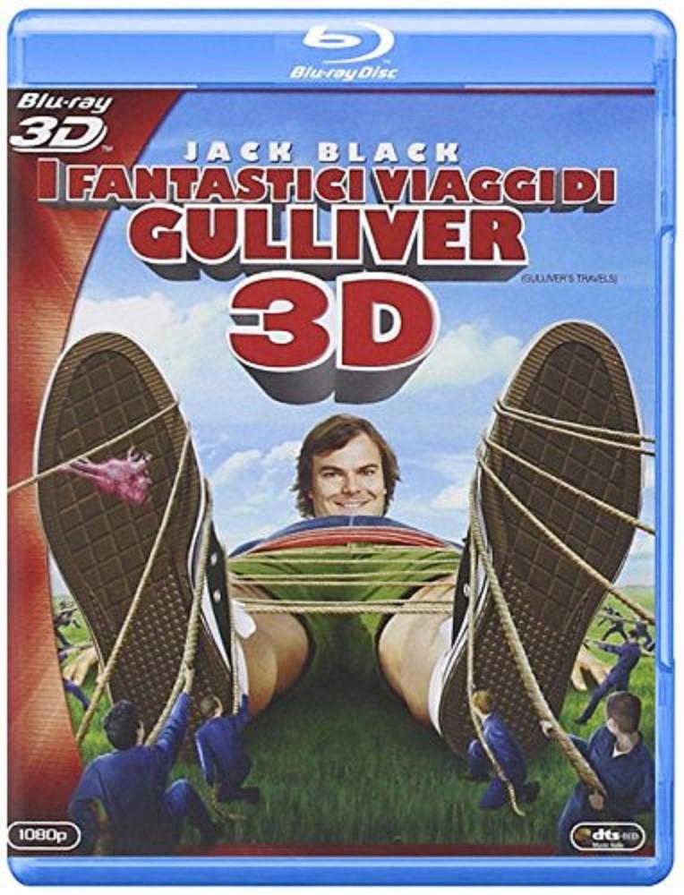 I Fantastici Viaggi Di Gulliver 3D