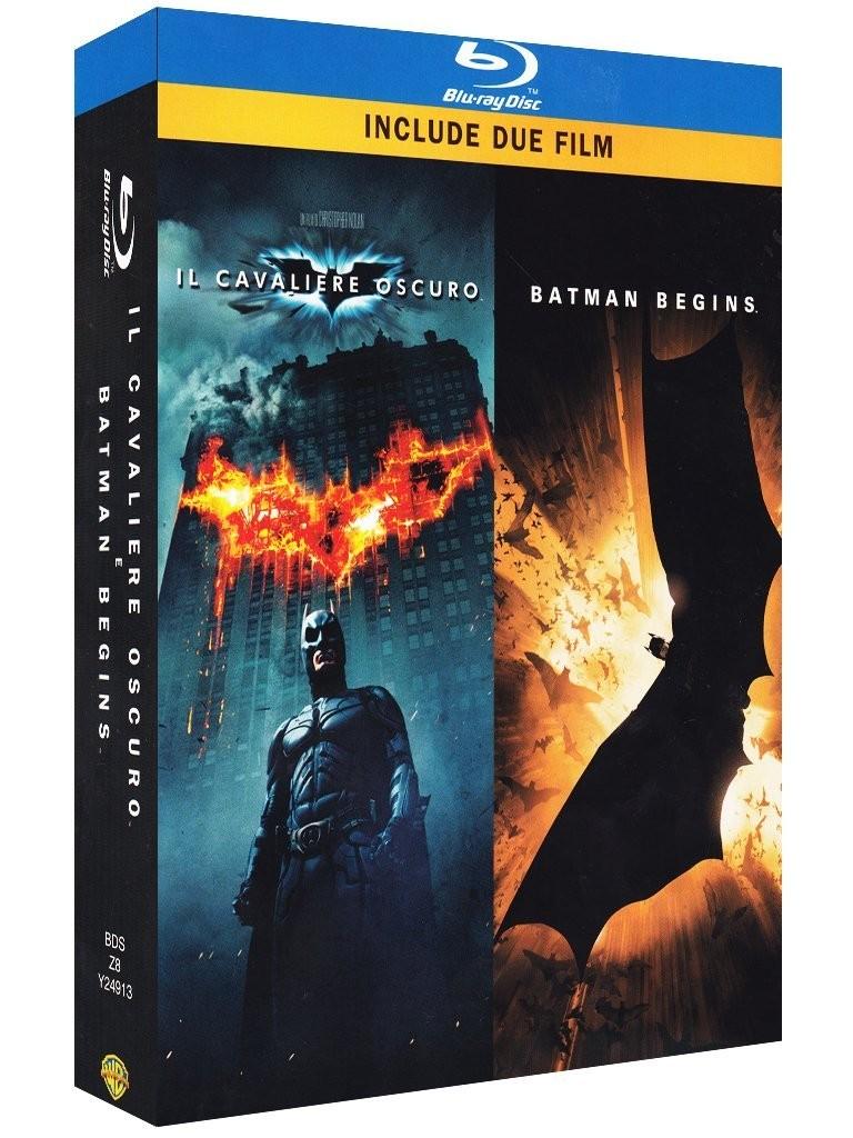 Il Cavaliere Oscuro / Batman Begins