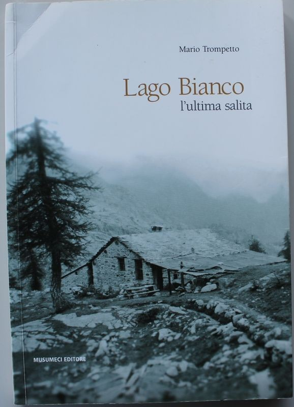 Lago Bianco l'ultima salita