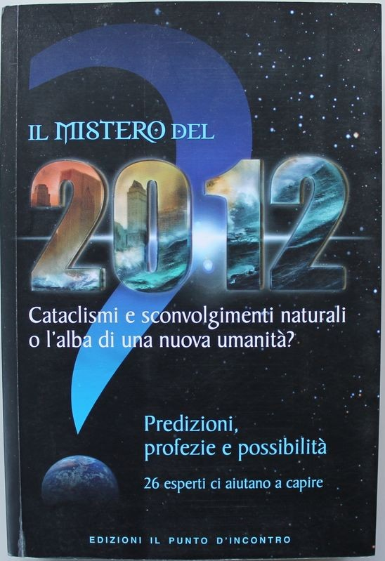 Il mistero del 2012