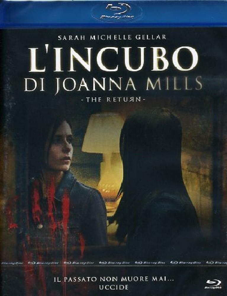 L' Incubo Di Joanna Mills - BLU RAY