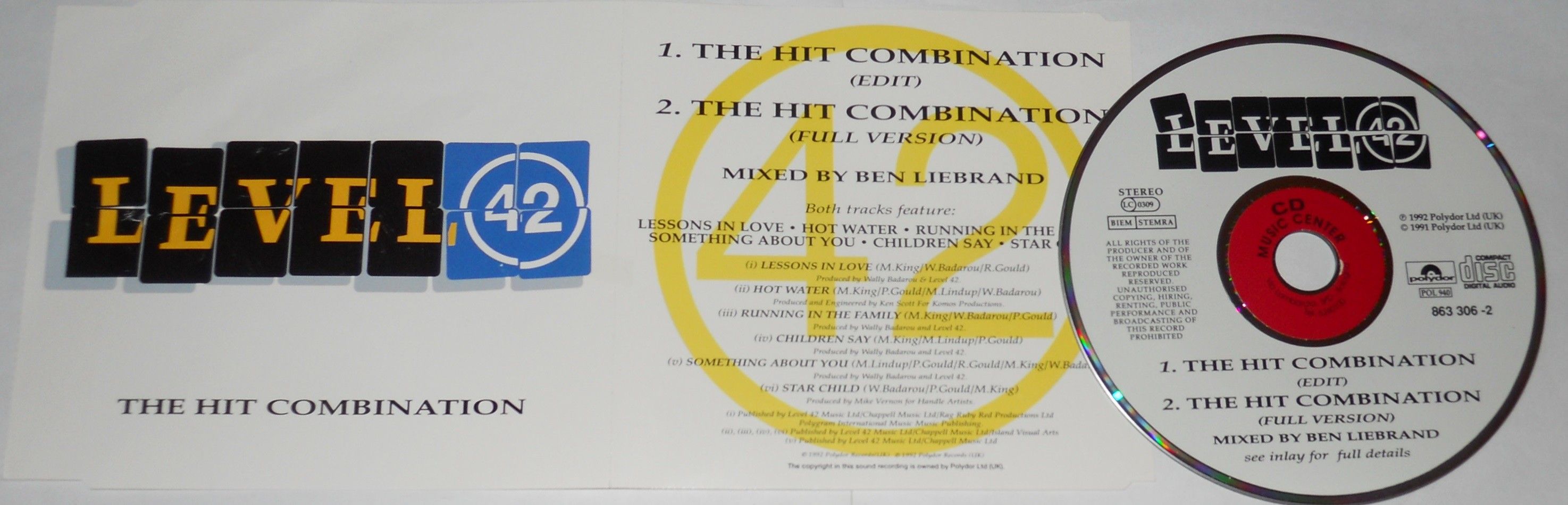 the hit combination