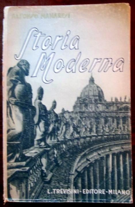 Storia moderna,Alfonso Manaresi,Trevisini