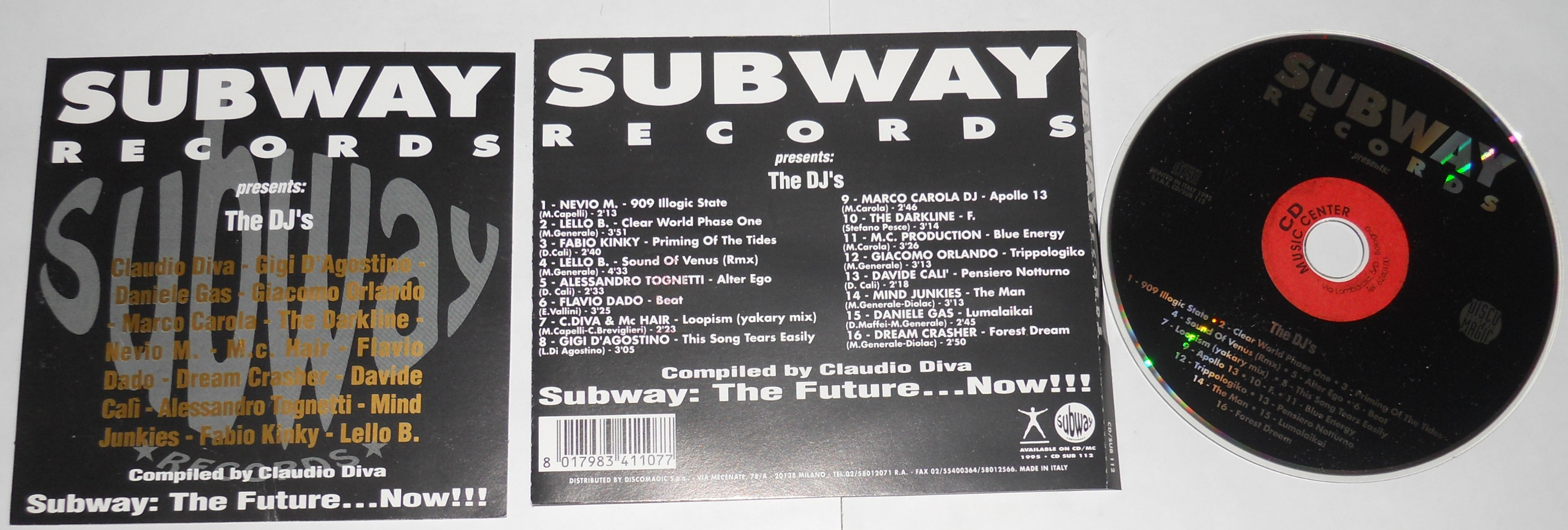 subway records