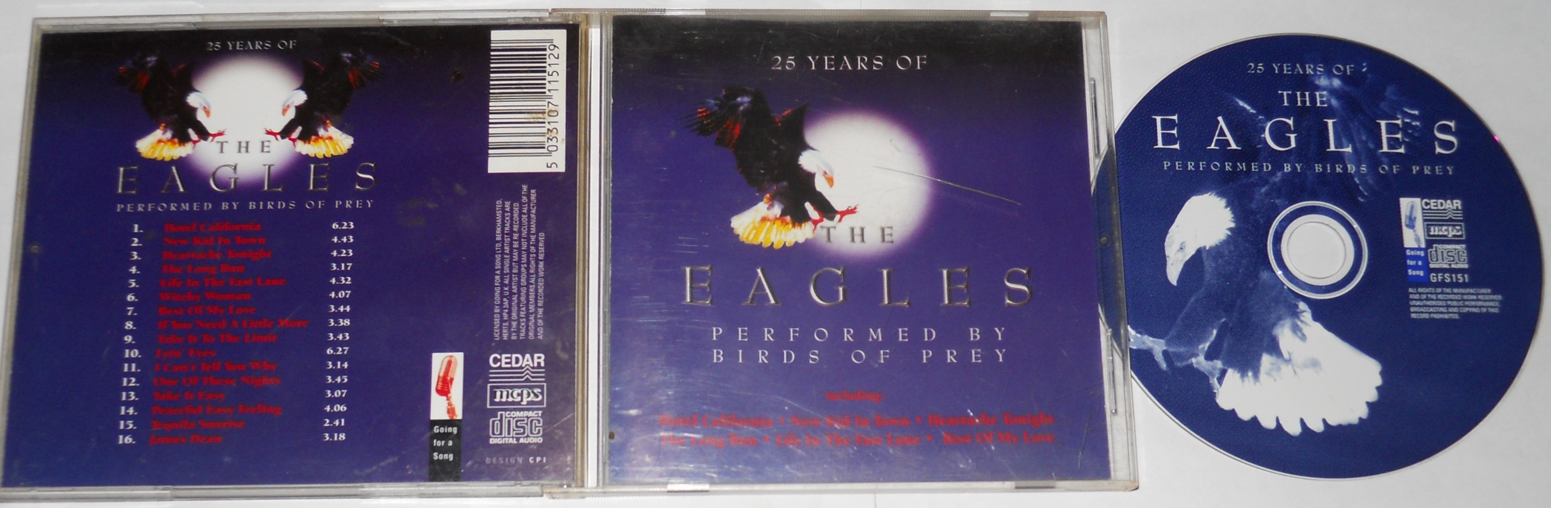 25 years of the the eagles