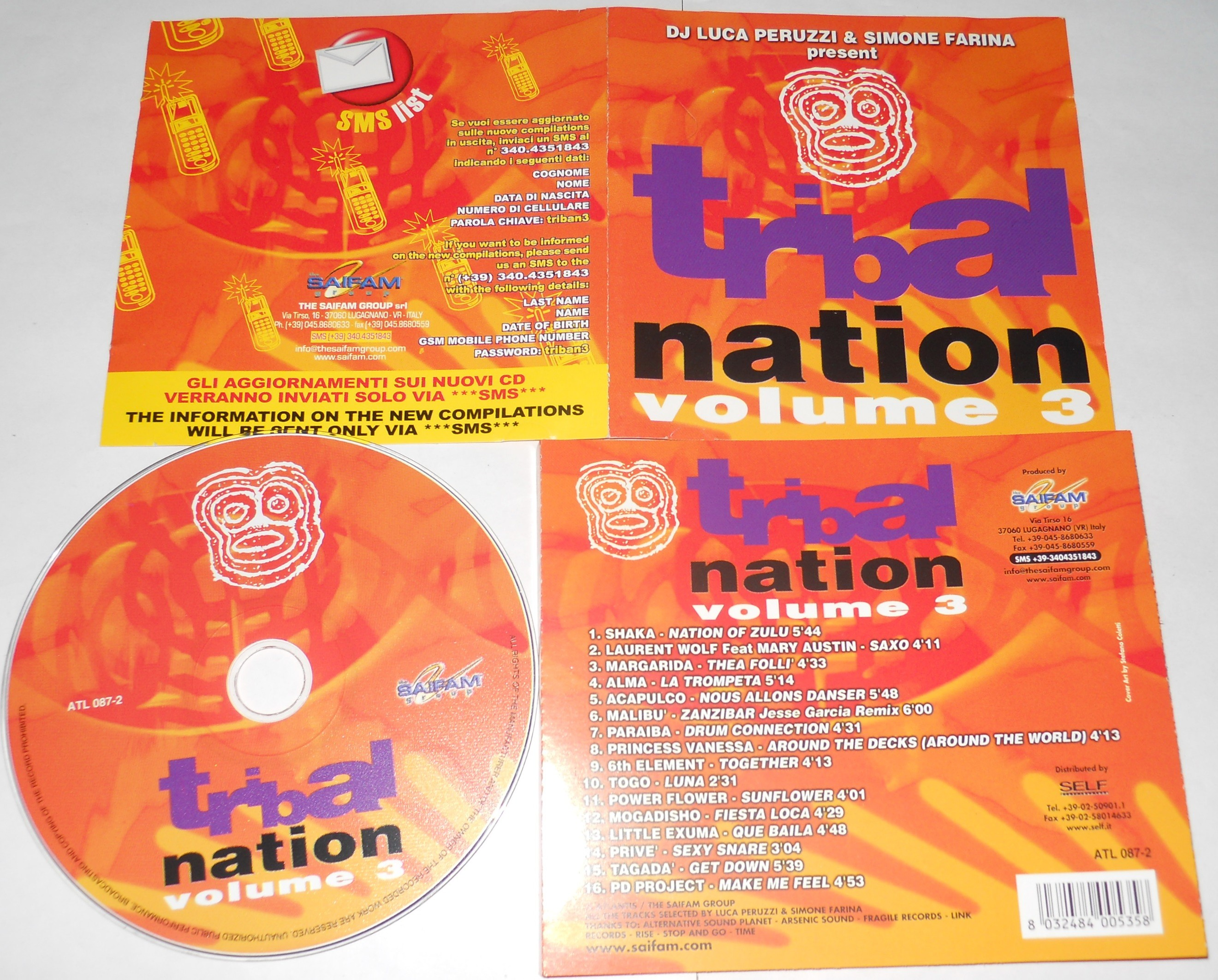 tribal nation volume 3