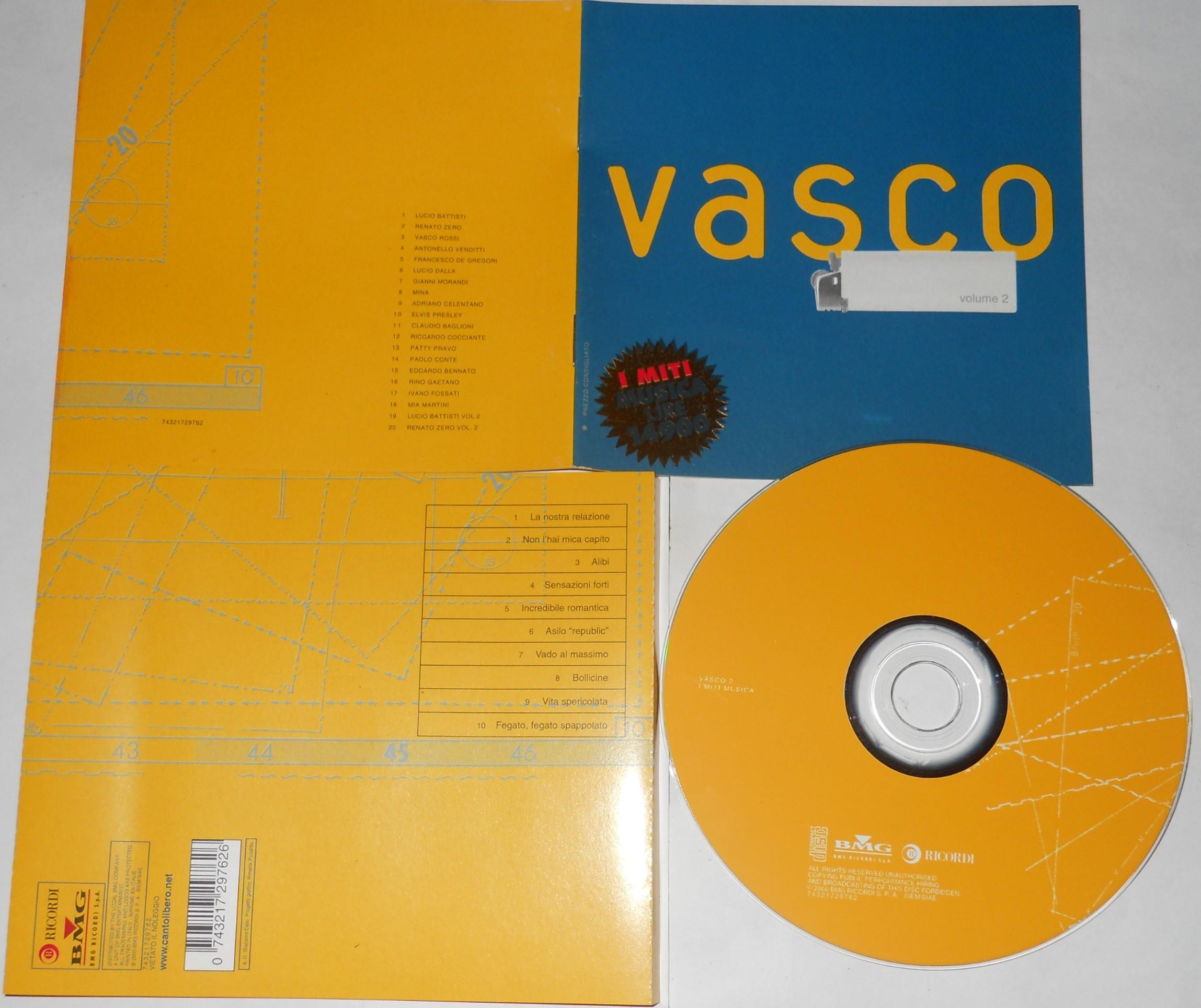 vasco volume 2