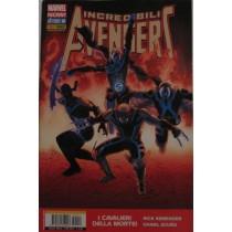 Incredibili Avengers. I cavalieri della morte! n°10