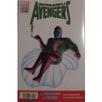 Incredibili Avengers. Il conquistatore dal futuro! n°12