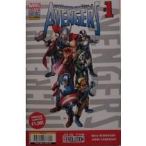 Incredibili Avengers  n°1