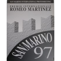 Premio internazionale Romeo Martinez. San Marino 1997