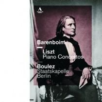 Concerti per pianoforte nn.1 e 2  LISZT FRANZ