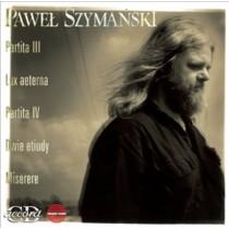 Opere orchestrali  SZYMANSKI PAWEL