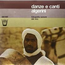 Danze e canti Algerini  VARI