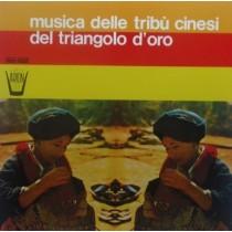 Musica delle tribù cinesi del triangolod' oro  VARI