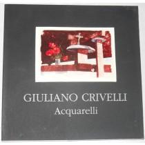 Giuliano Crivelli. Acquarelli