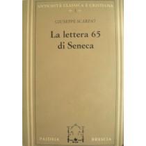 La lettera 65 di Seneca