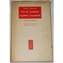 Pel di carota – Filippo e Ragotte