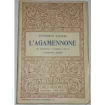 L'Agamennone. Con Introduzione e commento a cura di Corrado Jorio