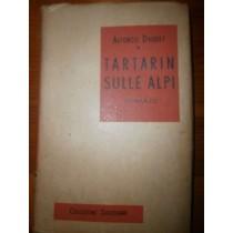 Tartarin sulle alpi,Alfonso Daudet,Collezione Sonzogno