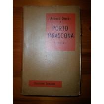 Porto Tarascona,Alfonso Daudet,Collezione Sonzogno