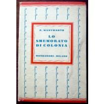 Lo smemorato di colonia,P. Wentworth,Mondadori