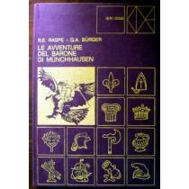 Le avventure del barone di Munchhausen,R.E. Raspe, G.A. Burger,CDE su licenza Rizzoli