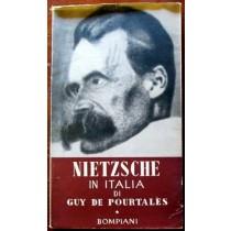 Nietzsche in Italia,Guv de Pourtales,Bompiani