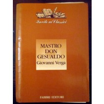 Mastro don Gesualdo,Giovanni Verga,Fabbri