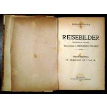 Reisebilder (Figurine di viaggio). Parte seconda. Il viaggio in Italia,Enrico Heine,Studio editoriale lombardo