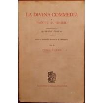 La divina commedia.  Vol II Purgatorio,Dante Alighieri,Zanichelli
