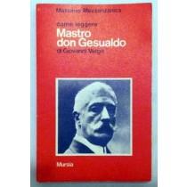 Come leggere «Mastro don Gesualdo» di Giovanni Verga,Massimo Mezzanzanica,Ugo Mursia