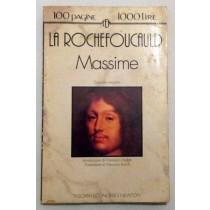 Massime,François de La Rochefoucauld,Newton Compton