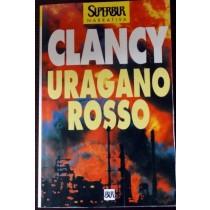 Uragano rosso ,Tom Clancy ,BUR Biblioteca Univ. Rizzoli
