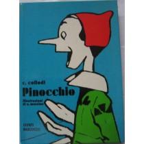 Pinocchio,Walt Disney,Giunti - Marzocco