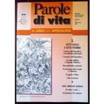 PAROLE DI VITA-Sette sigilli e sette trombe n.3,Francesco Mosetto,Edizioni Messaggero Padova