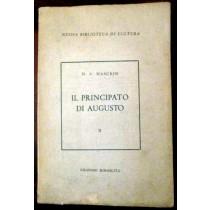 Il principato di Augusto,N.A. Masckin,Rinascita