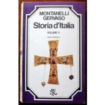 Storia d'Italia. I regni barbarici. Vol V,Indro Montanelli, Roberto Gervaso,Biblioteca Universale Rizzoli