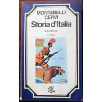 Storia d'Italia. L'impero. Vol XLI,Indro Montanelli, Mario Cervi,Biblioteca Universale Rizzoli