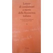 Lettere di condannati a morte della Resistenza Italiana,Piero Malvezzi, Giovanni Pirelli,L'Unità/Giulio Einaudi Editore
