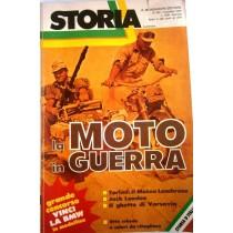 Storia illustrata. La moto in guerra. N. 252. Nov. 1978