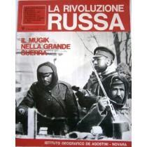 La rivoluzione russa. N. 9. Il Mugik nella grande guerra