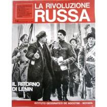 La rivoluzione russa. N. 14. Il ritorno di Lenin